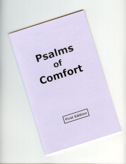 Psalms of Comfort - Large Print Booklet