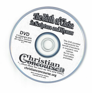 The Birth of Christ - DVD